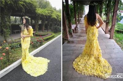 Gaun Daun Ambil Masa Enam Bulan Untuk Siap - Tingkap Berita