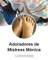 Mistress Mónica. BCN