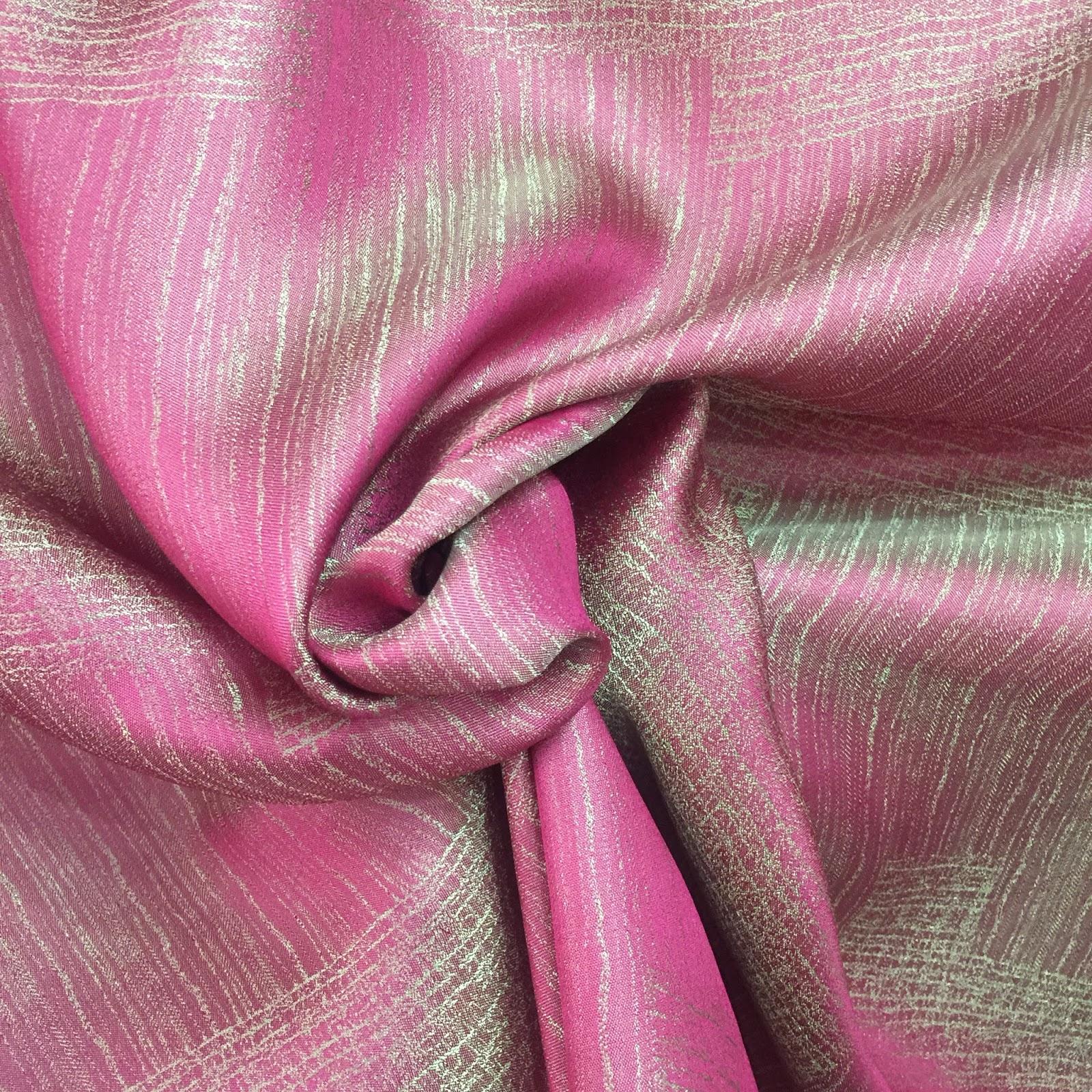 Cách phân biệt các loại lụa Twist Silk 2 da
