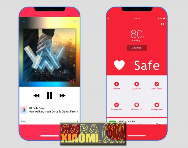 Link Download Tema MIUI iOS SF V1.4 For Xiaomi Terbaru