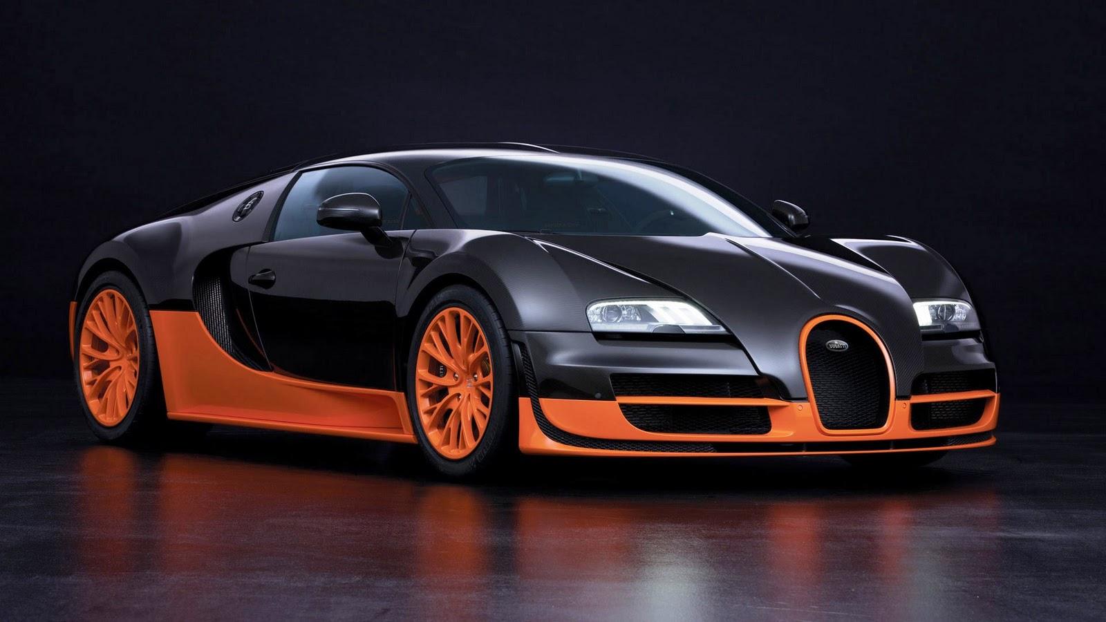 Full HD Exotic Car Wallpapers: 2011 Bugatti Veyron 16.4