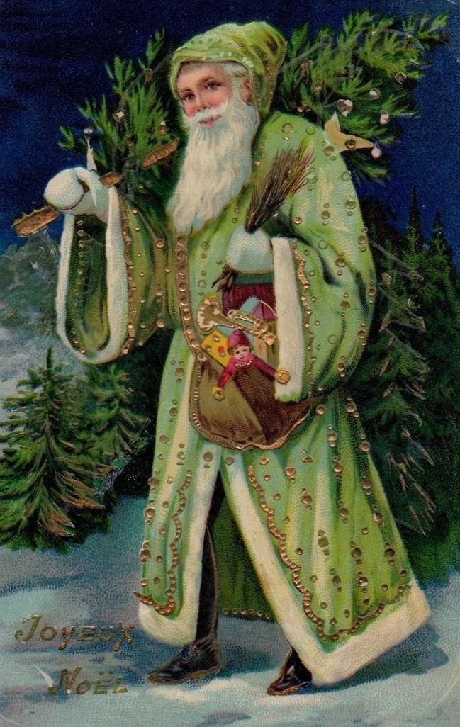 5d0d1b86e2bb Vale do Mago: São Nicolau - Papai Noel e Santa Claus