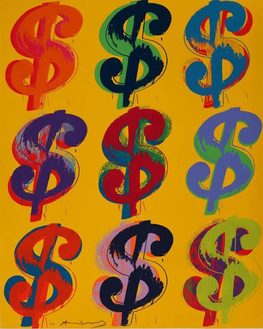 ! HIUANDAWAKE: ! Andy Warhol : i am a deeply superficial ...