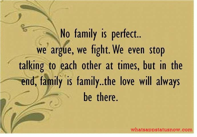 Family Status For Whatsapp Family Whatsapp Quotes Whatsapp