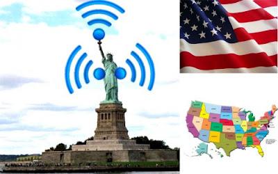Penemuan internet di Amerika Serikat