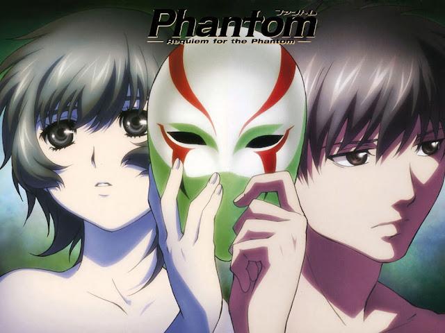 Phantom: Requiem for the Phantom BD Sub Indo : Episode 1-26 END | Anime Loker