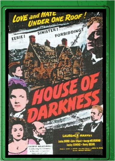 Cover art: House of Darkness (1948)