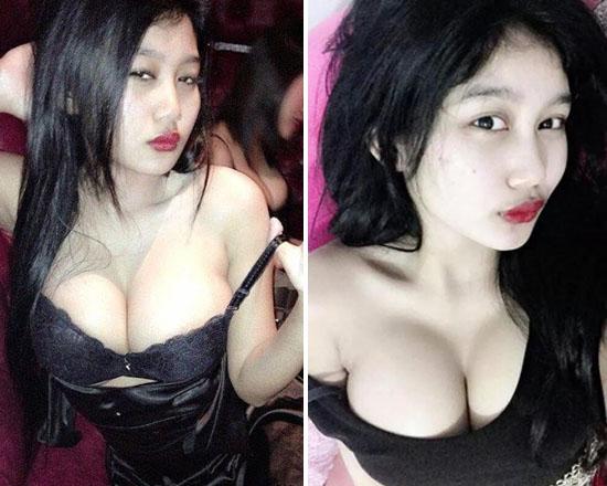 Artis Seksi Indonesia Pemilik Payudara Indah