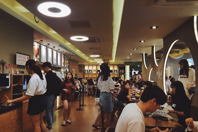 Sulbing, Hongdae