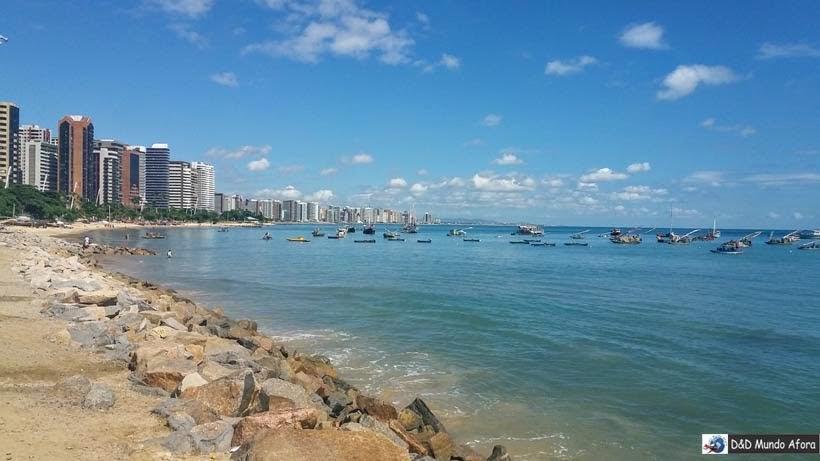 Praia de Mucuripe - O que fazer em Fortaleza (Ceará) - 58 atrações