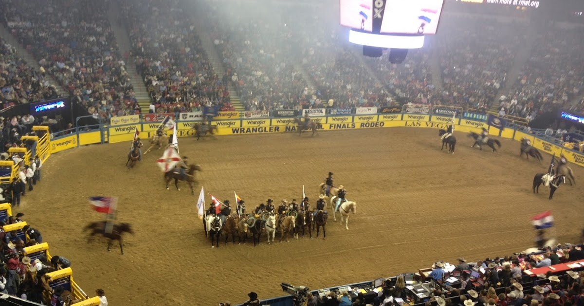2019 Amp 2020 Nfr National Finals Rodeo Date Las Vegas