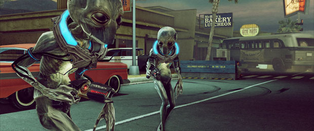 The Bureau: XCOM Declassified Gameplay Footage