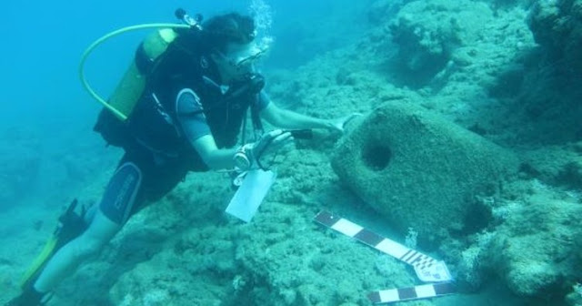 Ancient shipwrecks discovered off southern coast of Turkey