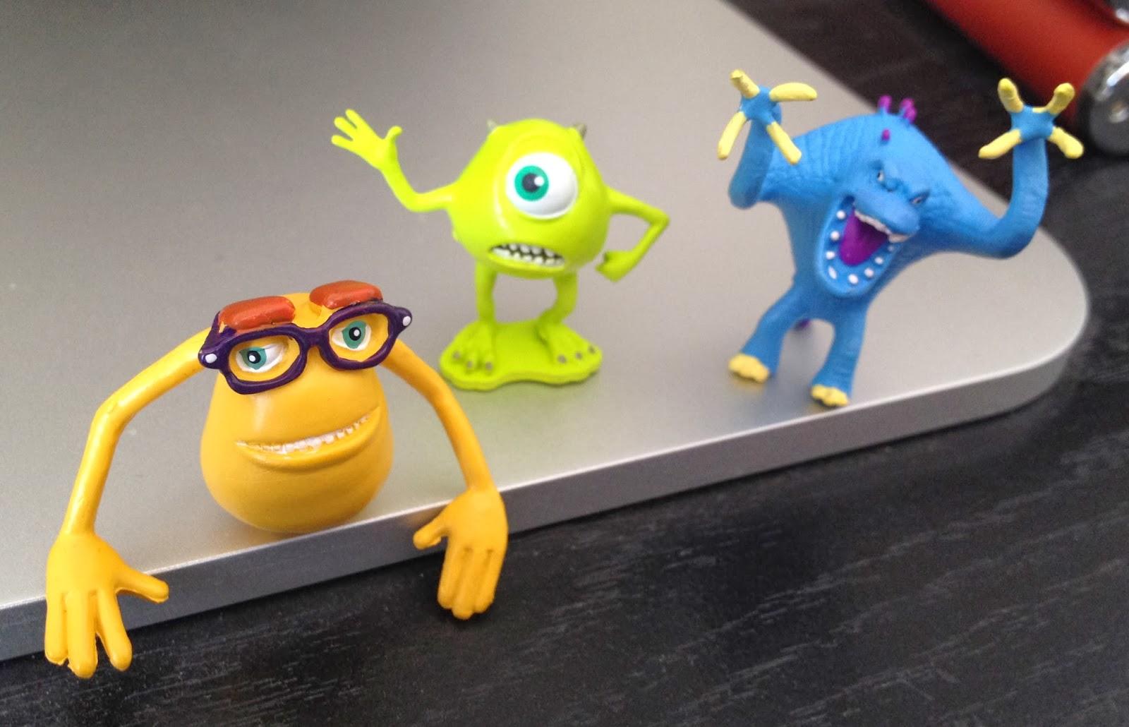 Dan the Pixar Fan: Monsters Inc: