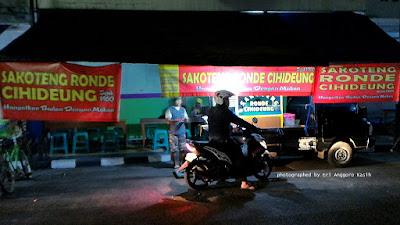 Sakoteng Ronde Cihideung, Jl. Cihideung-Tasikmalaya