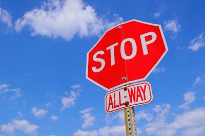 Stop Sign IVJ