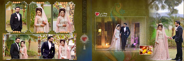Best Wedding Album Design
