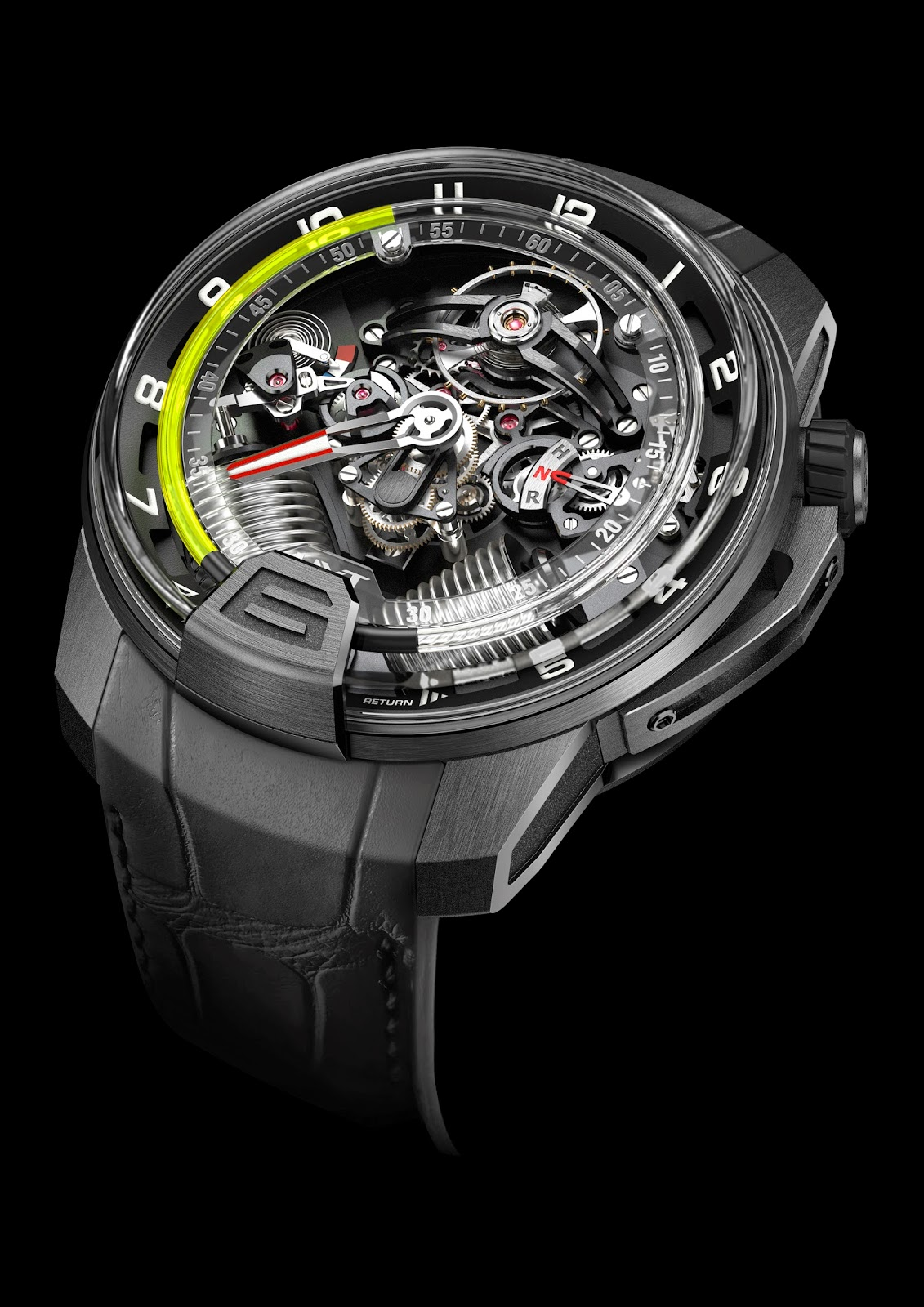 HYT watch9