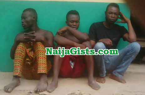3 cultists court ogun state