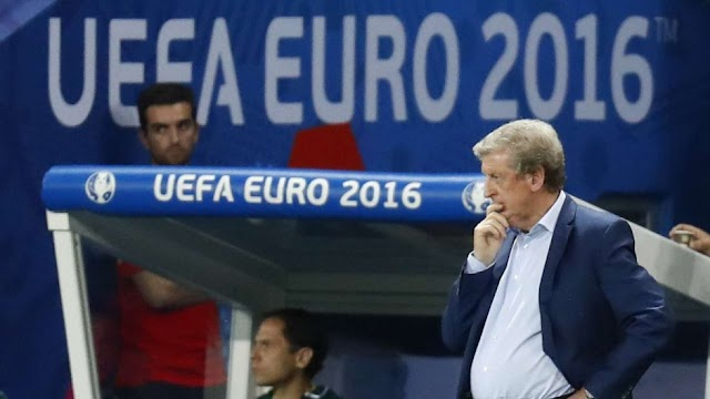 Roy Hodgson quits as England manager after humiliating defeat by Iceland