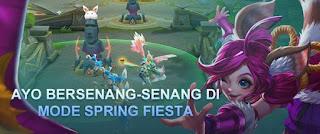 Ulasan Event Spring Fiesta Mobile Legends  Ulasan Event Spring Fiesta Mobile Legends 30+ Maret - 30+ April 2019