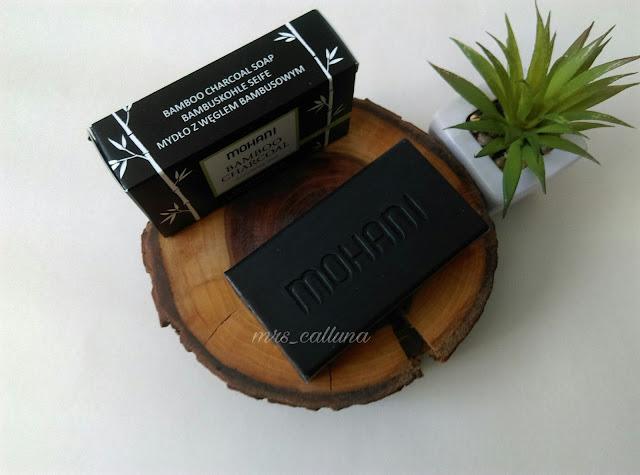 mydło z aktywnym węglem
