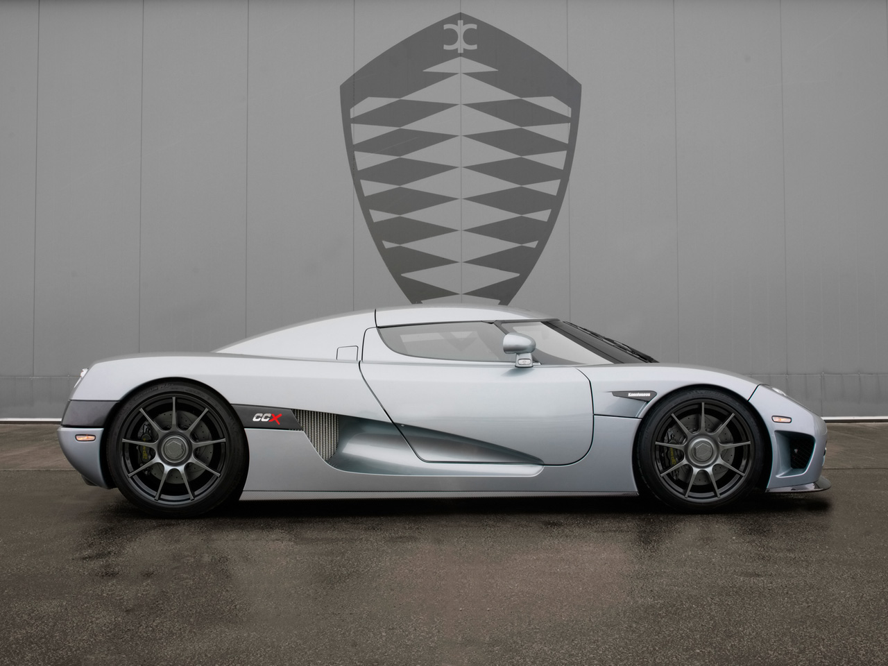 The Koenigsegg CCX Car Motor