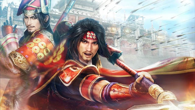 SAMURAI WARRIORS Spirit of Sanada-CODEX