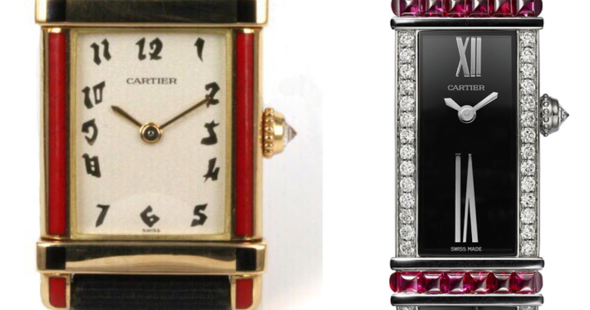 Three New Cartier Watches For 2019