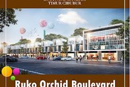Ruko Orchid Boulevard Citraindah City
