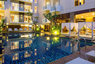 Hotelier Career - Bellboy, Cook Pastry, Housekeeping at Grand Ixora Kuta Resorts