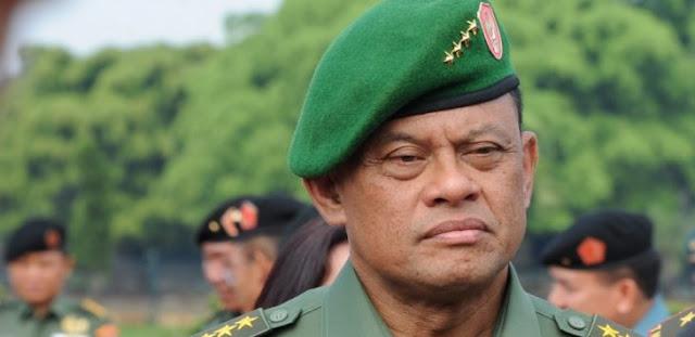 Panglima TNI Tegaskan Bahwa Aksi Bela Islam Bukan untuk Kudeta