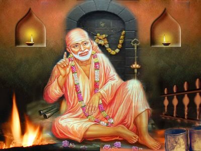 free stock pictures Sai Baba of Shirdi free stock pictures