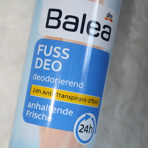 [Review] Balea - Fußdeo