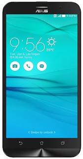 Cara Flash Asus Zenfone Go X013D (ZB551KL)