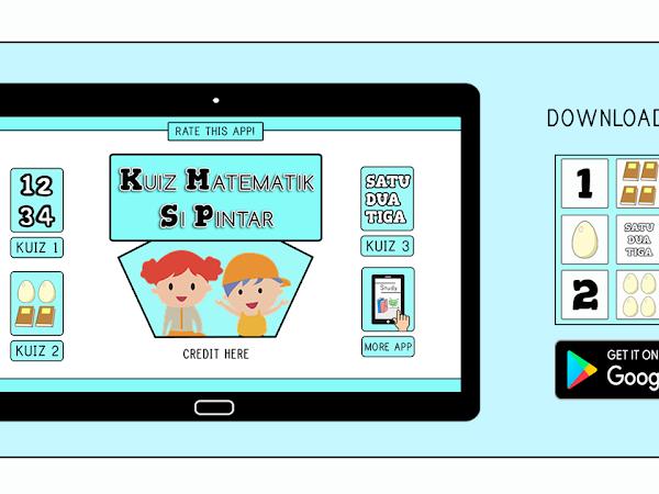 Allahamdullilah, release my app yang ke 6 di google play !