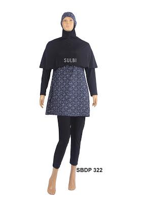 Model Busana Renang Muslimah terbaru