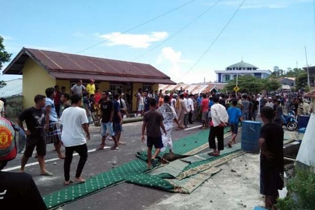 Kecewa Perolehan Suara lalu Ungkit Bantuan Masjid, Caleg Nasdem Nyaris Digulung Massa