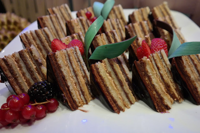 Ramadhan Buffet Dinner at Swiss-Garden Hotel and Residences Kuala Lumpur, opera cake,