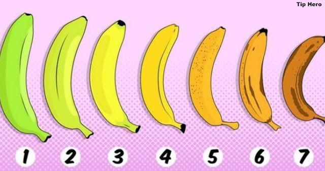 Какой банан вы бы съели? Ваш ответ может повлиять на ваше здоровье!