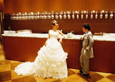 メーヤー記念礼拝堂&メゾンポール・ボキューズでの結婚式