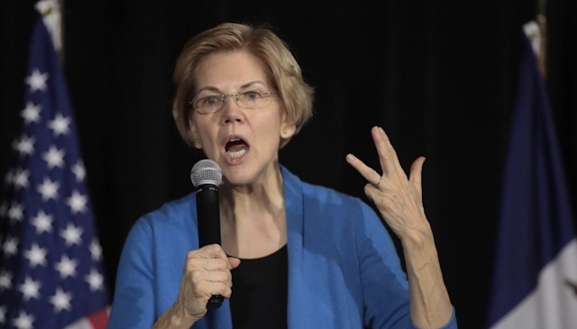 Boston Herald Editorial: Polls don't look good for Elizabeth Warren