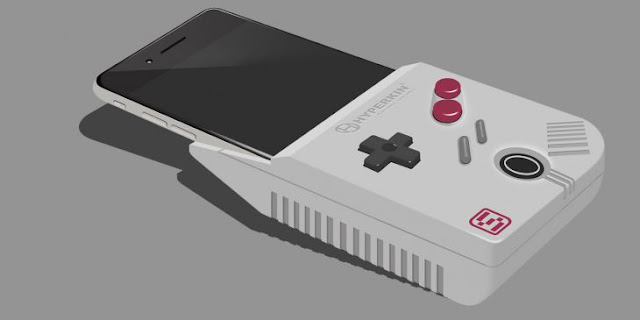 Este dispositivo convierte tu iPhone en un Game Boy