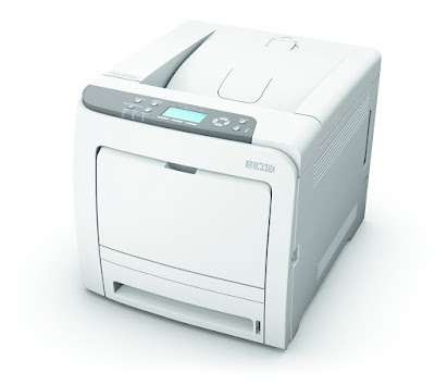 Ricoh Aficio SP C320DN Driver Download