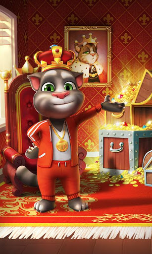 My Talking Tom 3 5 2 101 APK for Android Free Casual game Published