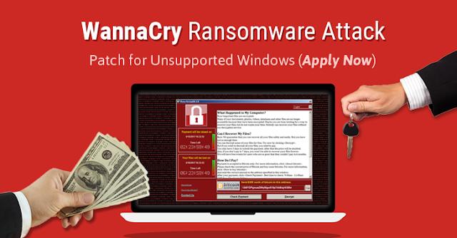 تقرير وكالة الامن القومي الامريكية يحمل كوريا الشمالية مسؤولية هجمات WannaCry