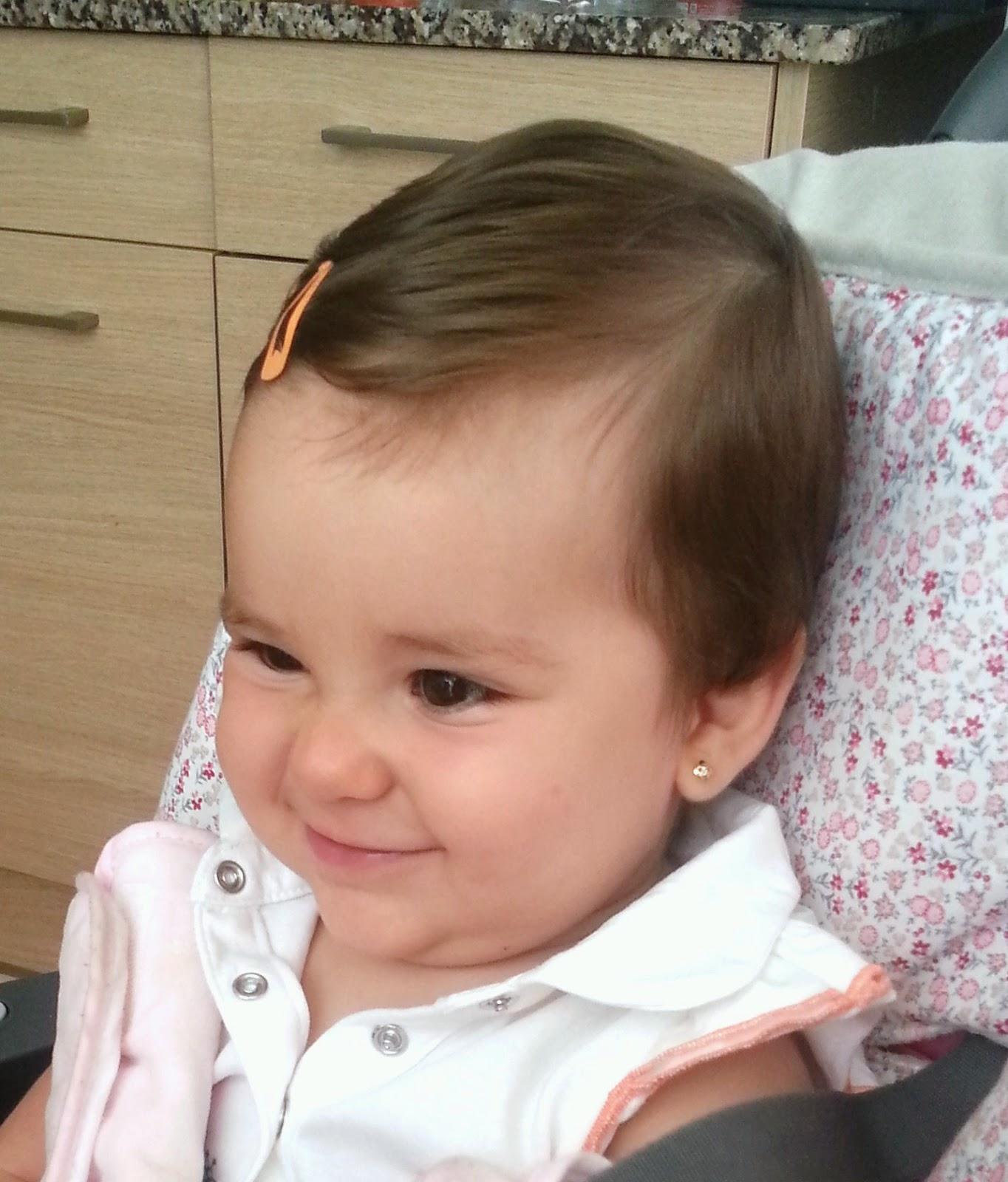 Caida de cabello bebe de 4 meses