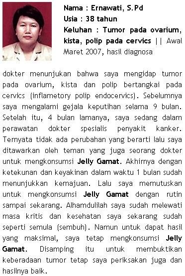 Khasiat | Harga | Cara Pesan Produk QnC Jelly Gamat