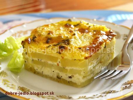 Tatranské bryndzové zemiaky - recepty