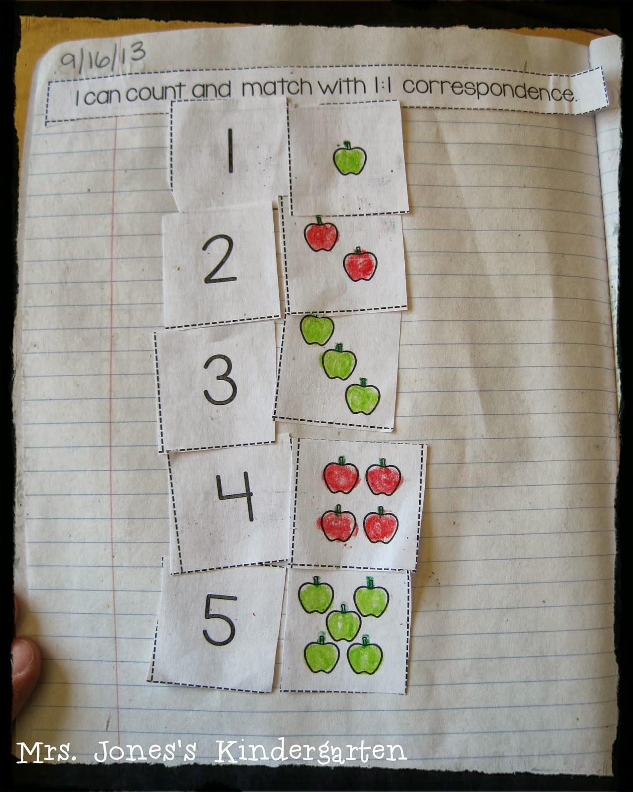 My First Interactive Math Notebook